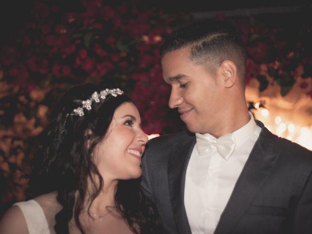 El casamiento de Adriana y Francisco
