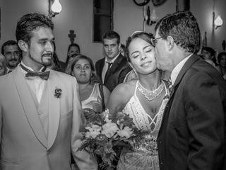 El casamiento de Nahuel y Maria 1
