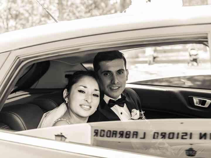 El casamiento de Fernanda y Pablo