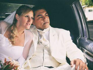 El casamiento de Vanina y Javier