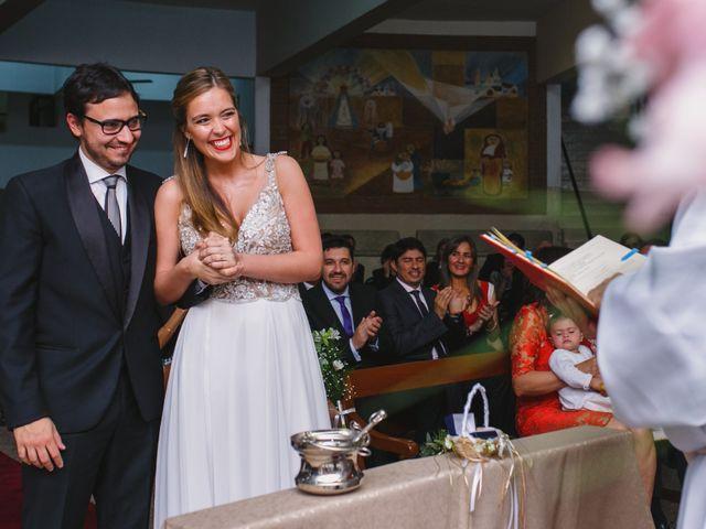 El casamiento de Mili y Emi
