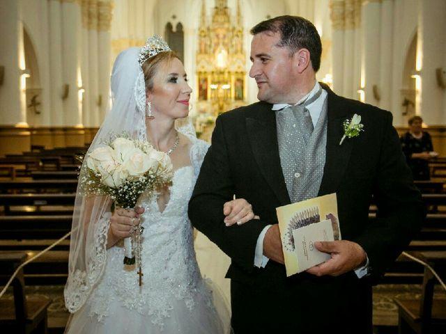 El casamiento de Gala y Walter