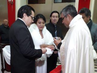 El casamiento de Juan  y Ana  1