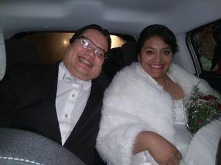 El casamiento de Juan  y Ana