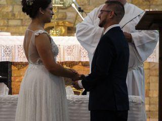 El casamiento de Agostina  y Martin  1
