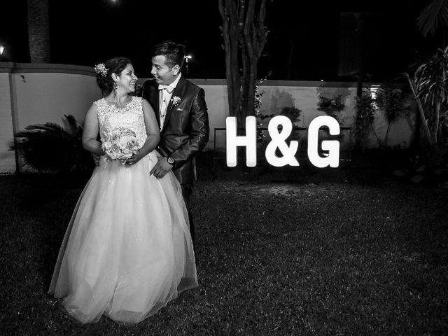 El casamiento de Gaby y Hugo
