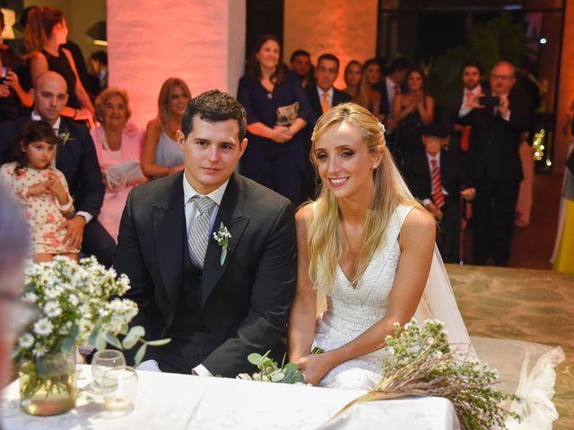 El casamiento de Agucha y Gastón
