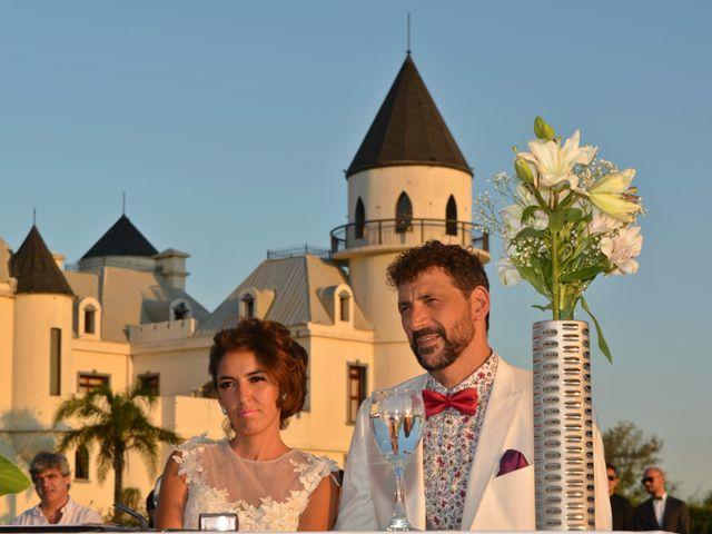 El casamiento de Janet y Fabio