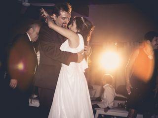 El casamiento de Lucía y Ivan