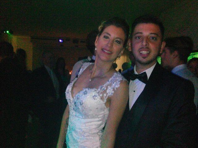 El casamiento de Luciana y Orlando