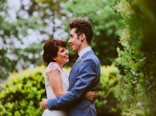 El casamiento de Cami y Gastón