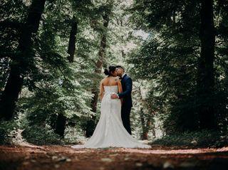 El casamiento de Eve y Rodri