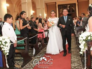 El casamiento de Gabriela y Ezequiel 2