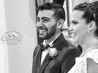 El casamiento de Gabriela y Ezequiel