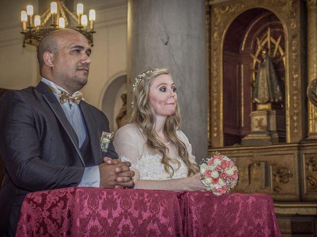 El casamiento de Marcia y Pablo