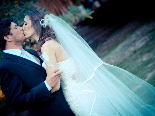 El casamiento de Cecilia y Nestor