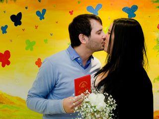 El casamiento de Romina y Juan 1