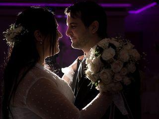 El casamiento de Romina y Juan
