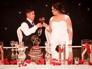 El casamiento de Natalia y Nilton