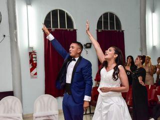 El casamiento de Maru y Martín