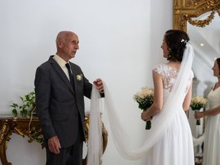 El casamiento de Rosario y Pablo 1