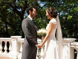 El casamiento de Rosario y Pablo