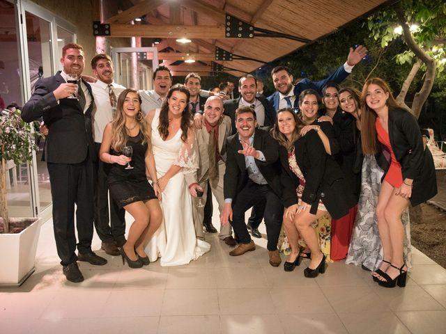 El casamiento de Fernando y Daniela en Mendoza, Mendoza 50