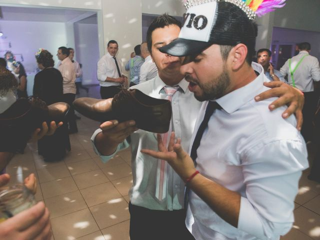 El casamiento de Fernando y Daniela en Mendoza, Mendoza 63