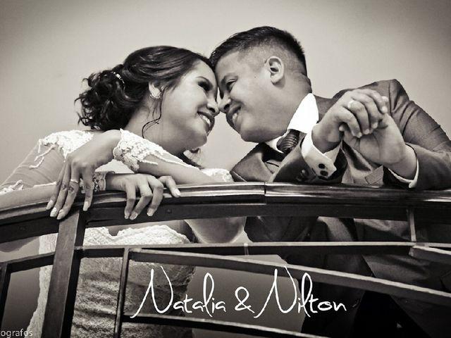El casamiento de Nilton y Natalia en Lomas de Zamora, Buenos Aires 1