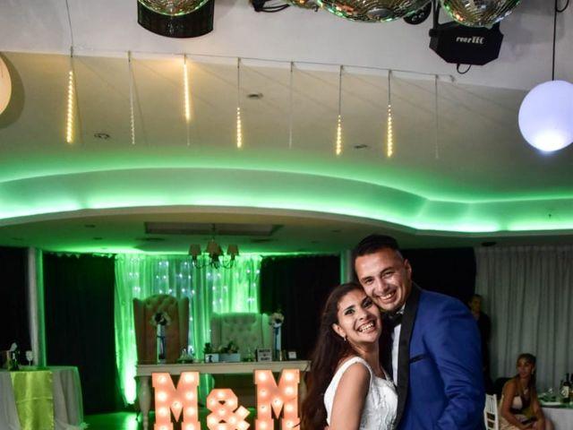 El casamiento de Martín y Maru en Villa Luzuriaga, Buenos Aires 23