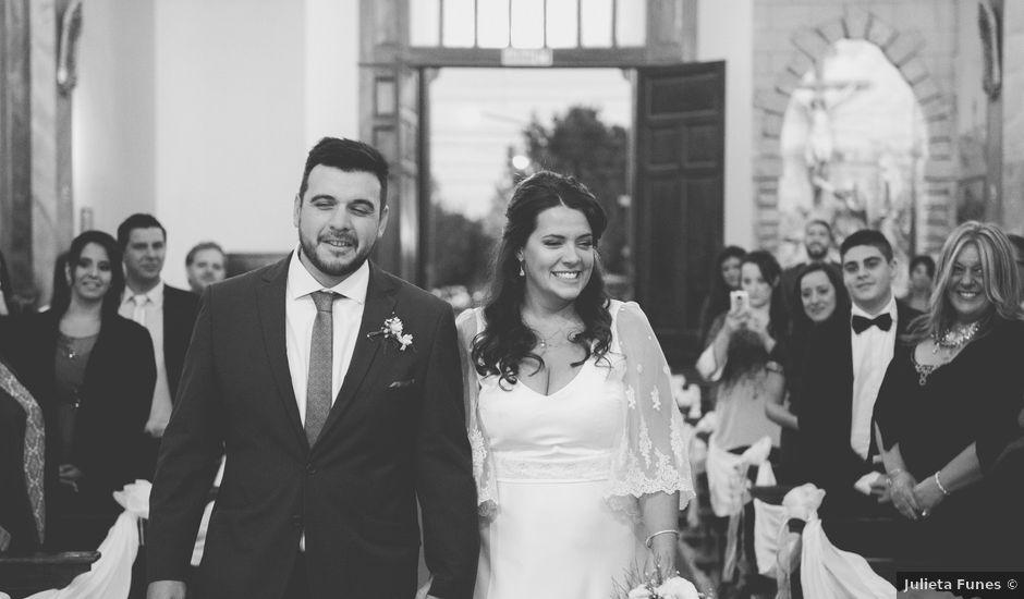 El casamiento de Fernando y Daniela en Mendoza, Mendoza