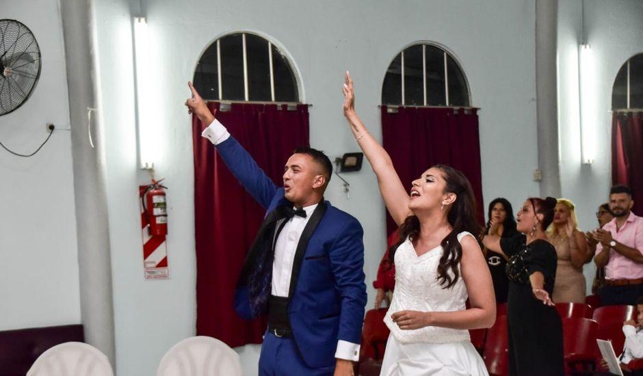 El casamiento de Martín y Maru en Villa Luzuriaga, Buenos Aires