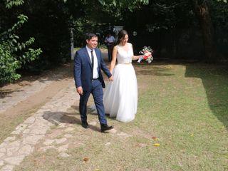 El casamiento de Melina y Rodrigo 1