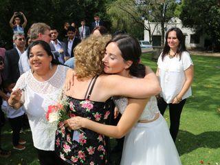 El casamiento de Melina y Rodrigo 2