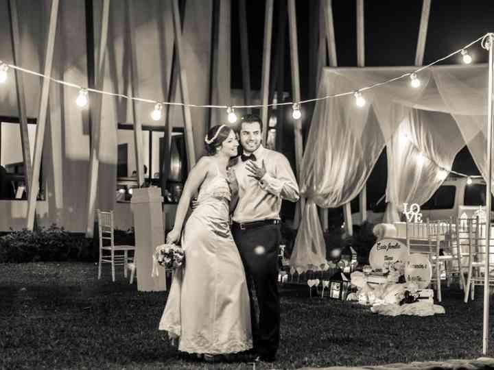 El casamiento de Gabriela y Roberto