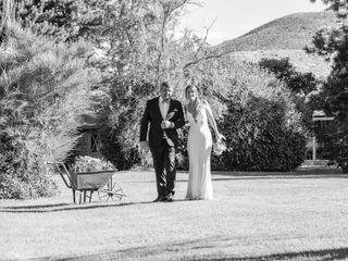 El casamiento de Débora y Julían 1