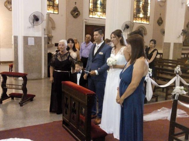 El casamiento de Karina y Sergio