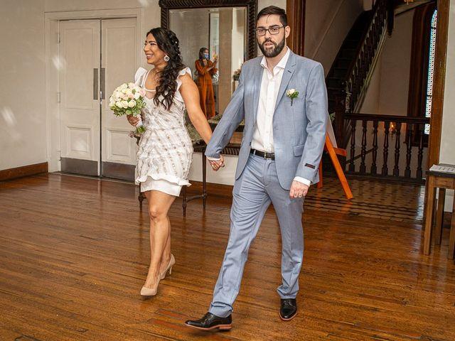 El casamiento de Viviana y Cristian