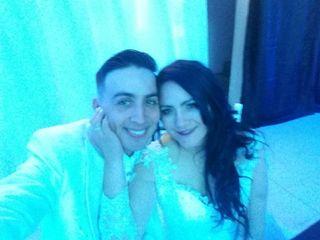 El casamiento de Joana y Matías