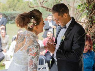 El casamiento de Sol y Fede 1