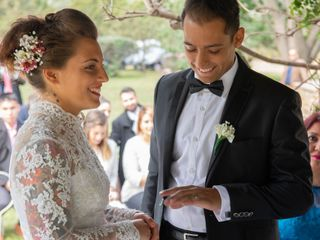 El casamiento de Sol y Fede