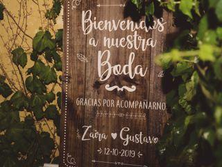El casamiento de Zaira y Gustavo 2