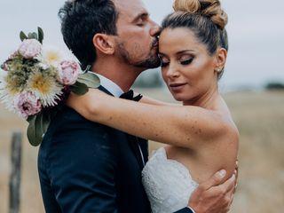 El casamiento de Sol y Juan