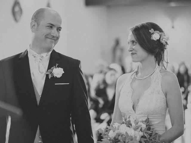 El casamiento de Pamela y Gustavo