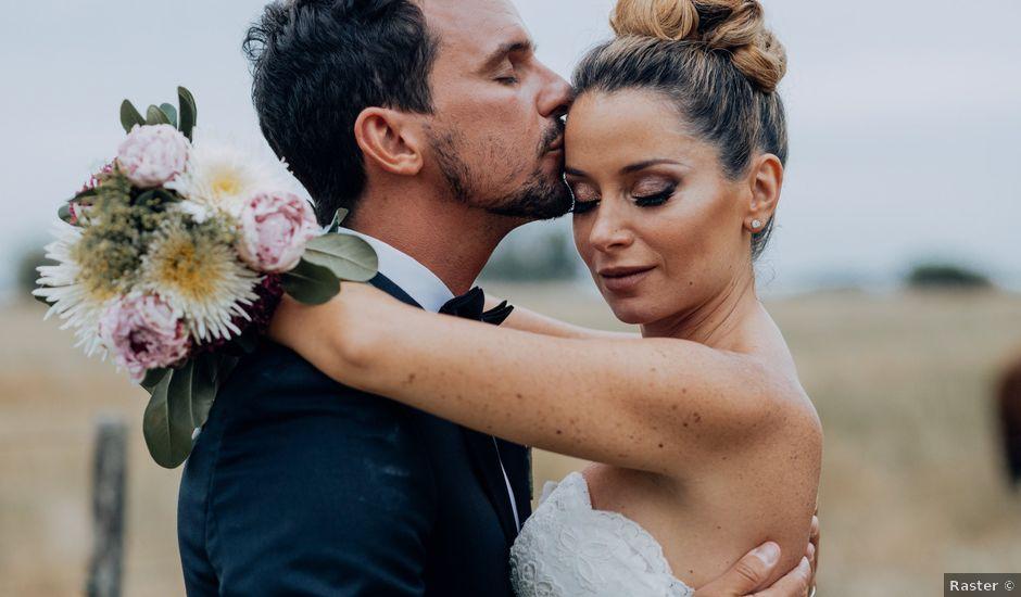 El casamiento de Juan y Sol en Cañuelas, Buenos Aires