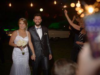El casamiento de Sofía y Alan