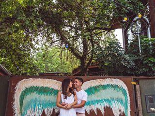 El casamiento de Cami y Ari 2
