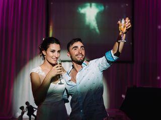 El casamiento de Gisela y Mariano