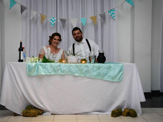 El casamiento de Georgina y Adriano