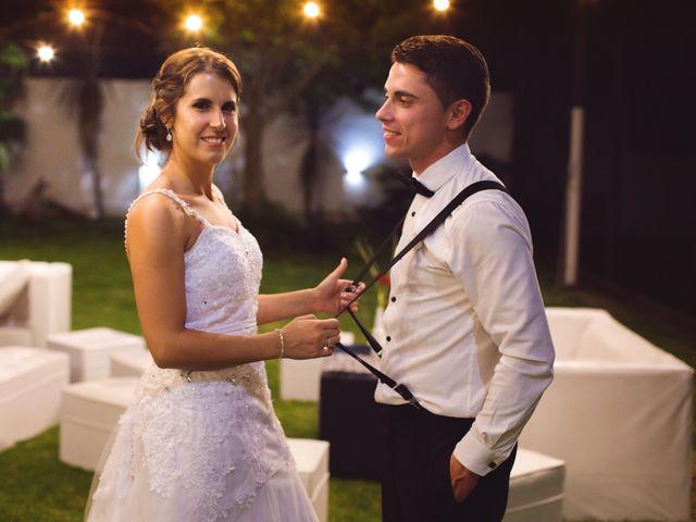 El casamiento de Cami y Ari